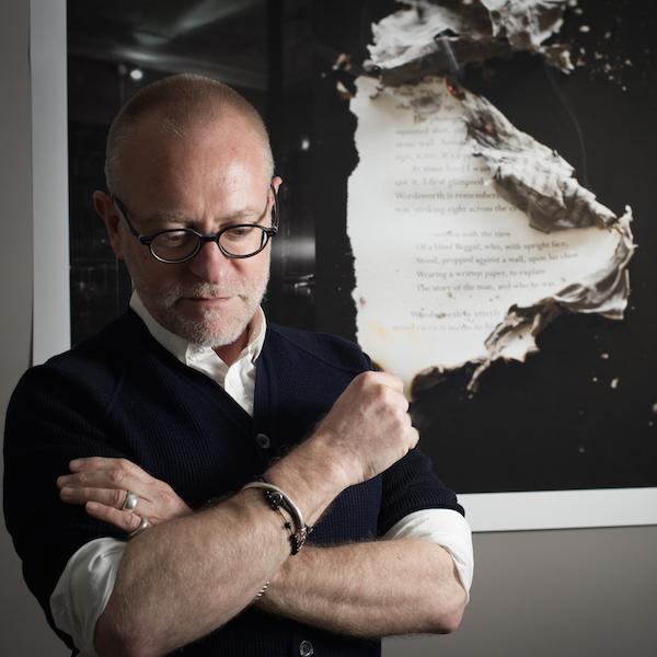 How artist Paul Schütze began his journey from paper to perfume