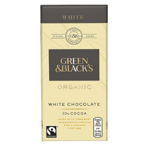 Organic White Chocolate
