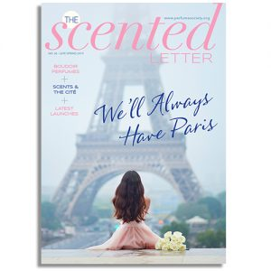 The Scented Letter 'We'll Always Have Paris' (Print Edition)