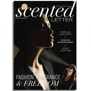 The Scented Letter 'Fashion, Fragrance & Freedom' (Print Edition)
