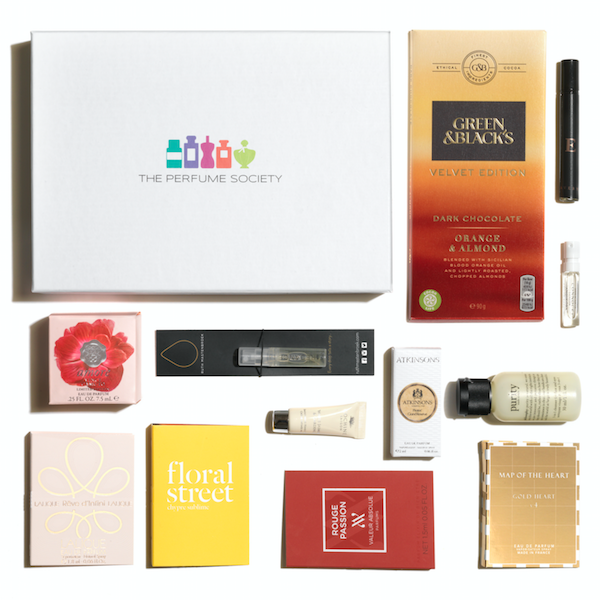 Luxuriate in The Velvet Collection Discovery Box