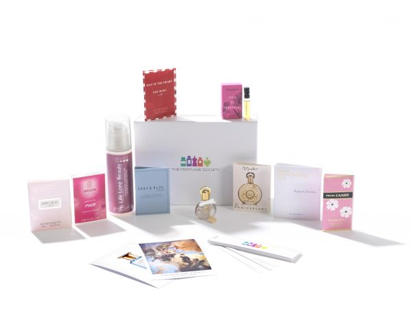'Sent from above – The Heaven Scents Discovery Box'