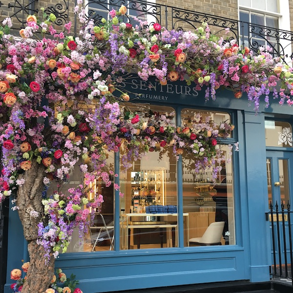 Take a trip to Les Senteurs – the newly reopened haven for fine fragrance