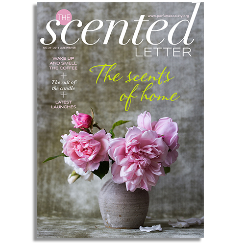 The Scented Letter 'The Scents of Home' (Print Edition)
