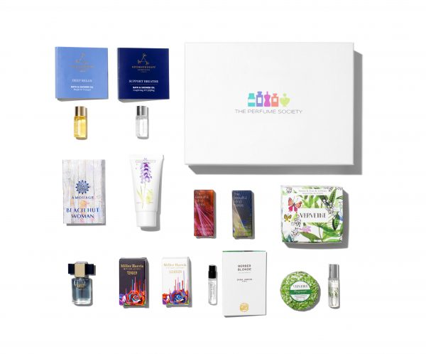 'The Treat Yourself Discovery Box'