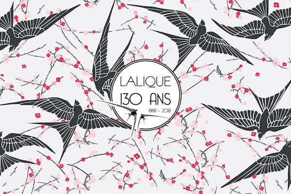 Lalique celebrate their 130th year