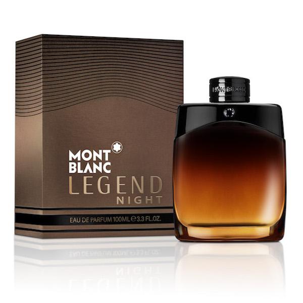 Montblanc's Legend Night