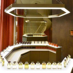 Personalise a scent with perfumer Linda Pilkington at Ormonde Jayne Perfumery