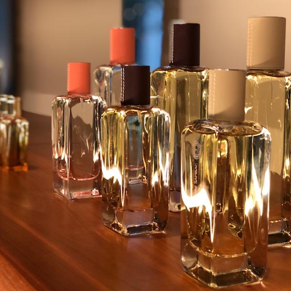 The essence of Hermès, bottled