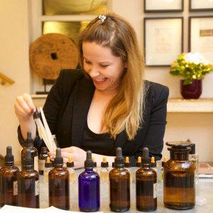 The Basics: An afternoon of perfume making with 4160 Tuesdays