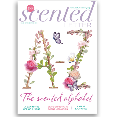 The Scented Letter 'The Scented Alphabet' (Print Edition)