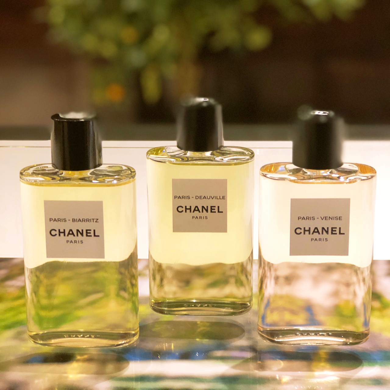 Olivier Polge's new Eaux – inspired by Chanel's travels