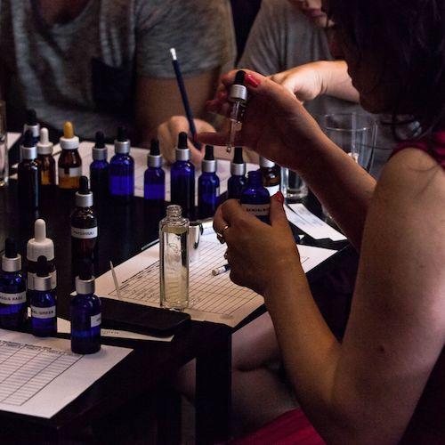 'Perfume Creation Workshop with Daniel Pescio'