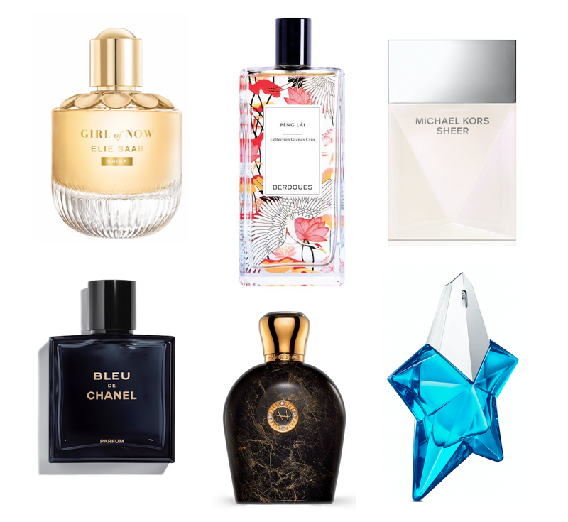 'New fragrances we are loving!'