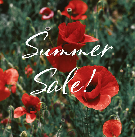 Further reductions on our Summer Sale!