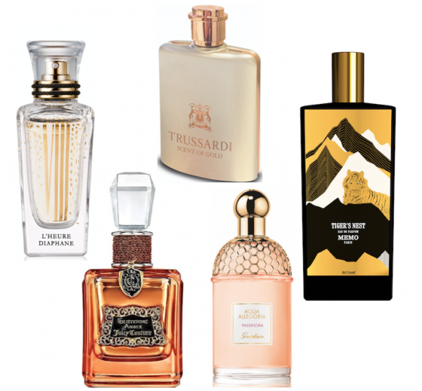 'New fragrances to get your nose into!'
