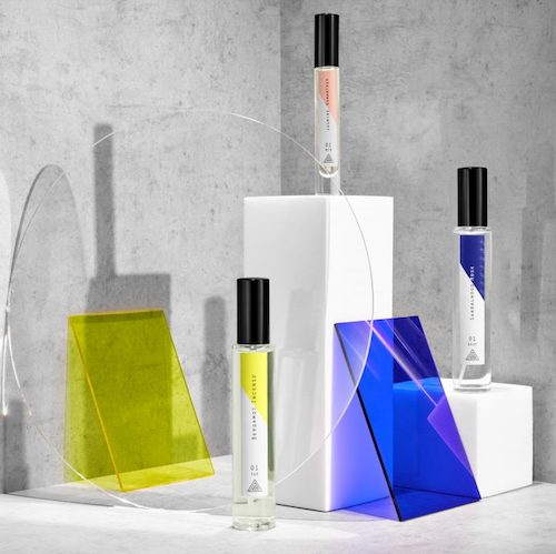 'Introducing Experimental Perfume Club's Layers'