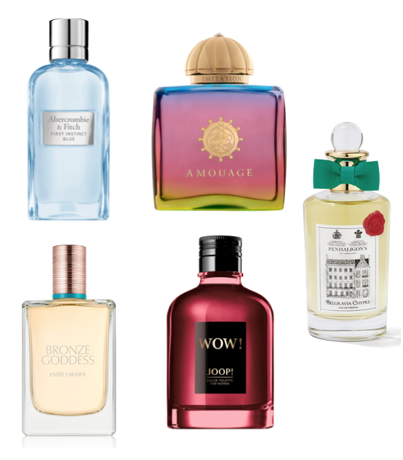 'Launch! Launch! Launch! 5 new scents we love…'