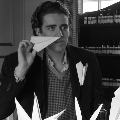 The working nose: Julien Rasquinet for Elegantes London