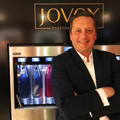 'A nose around Jovoy Mayfair – niche fragrance heaven!'