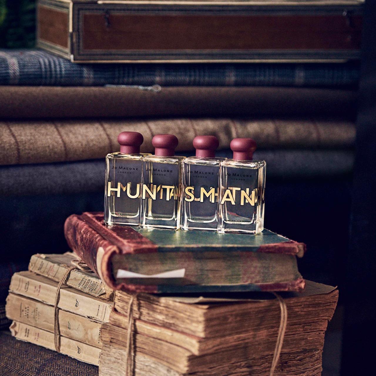 Huntsman and Jo Malone London collaboration