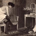 Scented unmentionables: the racy history of boudoir & lingerie perfumes