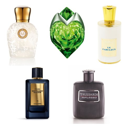 'Latest Launches: Meet this week's fab five, from Moresque to Mugler'
