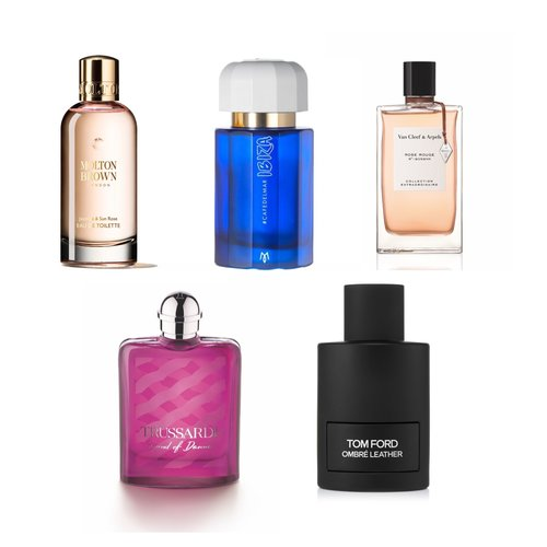 'Five fab new favourites from Tom Ford to Trussardi'