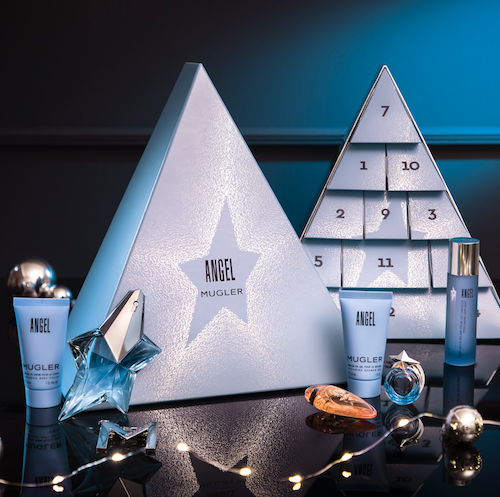 'A spectacular Christmas prize from Mugler Angel'