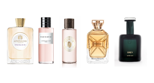 Latest Launches the Perfume Society 7th Jan 2019