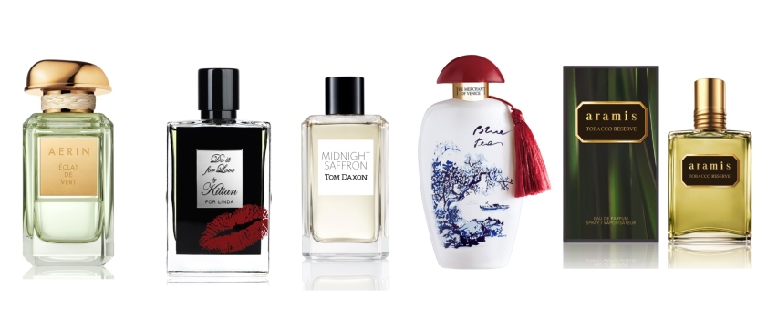 Latest Launches The Perfume Society 140119