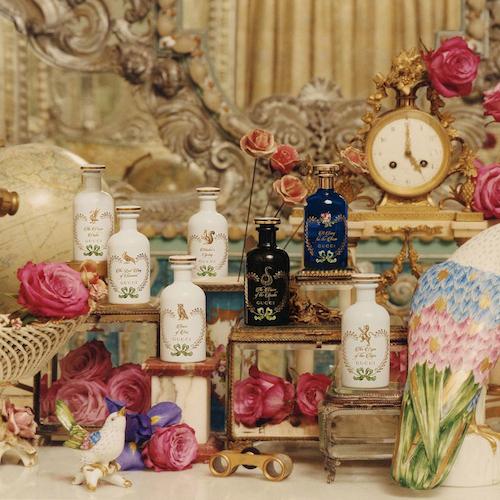 'Gucci returns with essences of enchantment, The Alchemist's Garden'