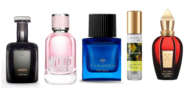 Latest Launches 11o219 The Perfume Society