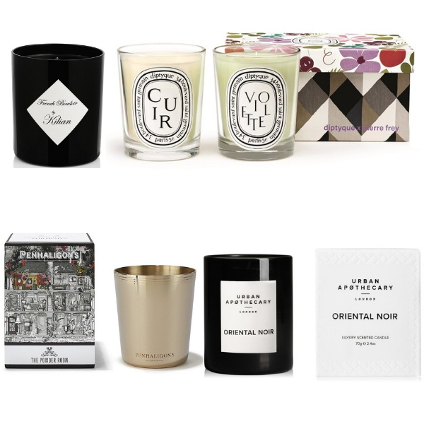 Scenting the 'sulking room' with candles we covet…