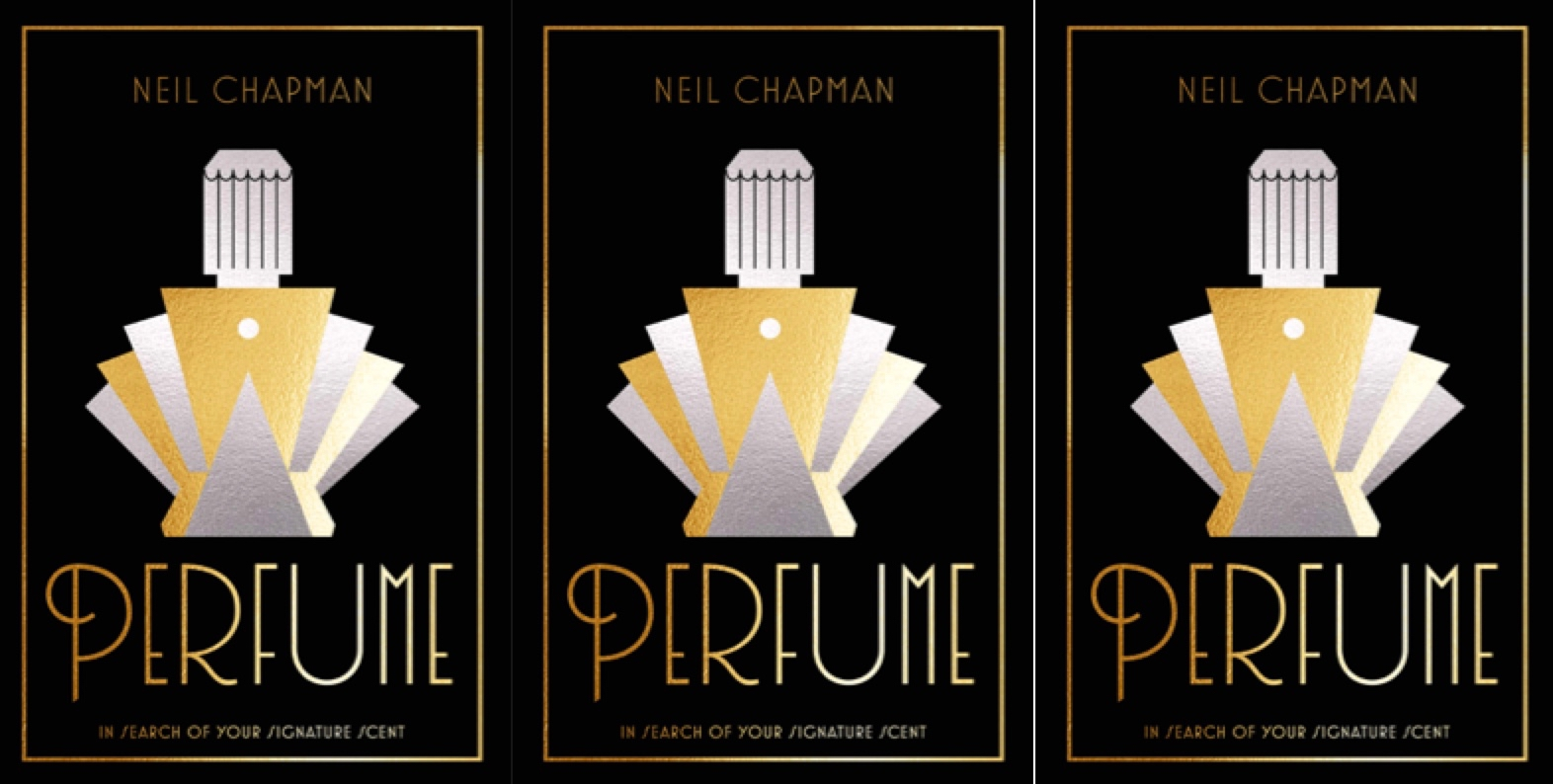 'Just the best perfume book we've read in YEARS…'
