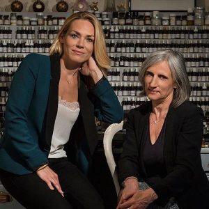 Camille Goutal & Isabelle Doyen in conversation