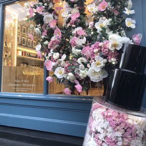 The scent of spring at Les Senteurs