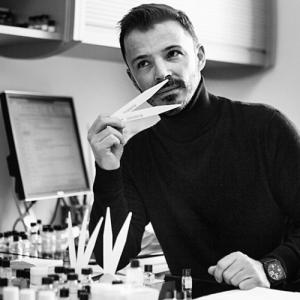 Meet Perfumer Jérôme Épinette at Floral Street's latest launch