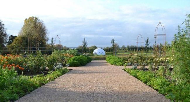 Parterre gardens