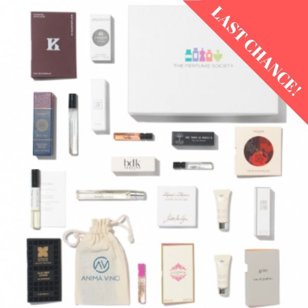 Last chance to grab a Limited Edition Niche Discovery Box!