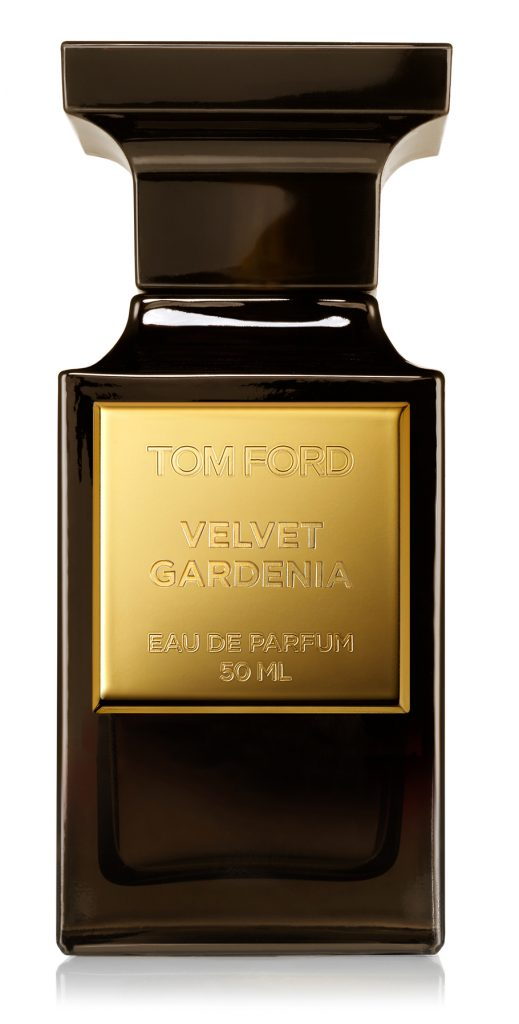 TOM FORD PRIVATE BLEND RESERVE VELVET GARDENIA Tom Ford has been in the vaults – and we love him for it. He's brought back to life eight fragrances, with six remaining exactly the same (Rive d'Ambre, Amber Absolute, Arabian Wood, Jonquille de Nuit, Bois Marocain and Italian Cypress), and two – including Velvet Gardenia – tweaked by the eternally perfectionist Mr. Ford. With a glamorously opulent jasmine note which didn't exist when it first launched in 2007, its white floralcy is more sumptuous than ever. £218 for 50ml harrods.com