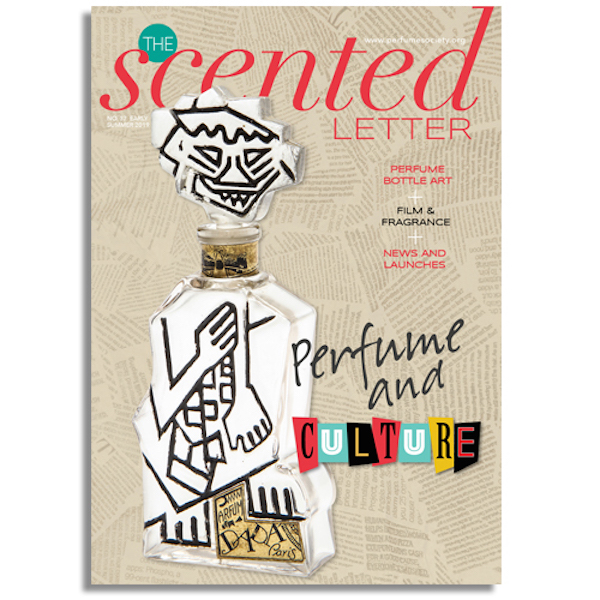 The Scented Letter Perfume & Culture issue launches