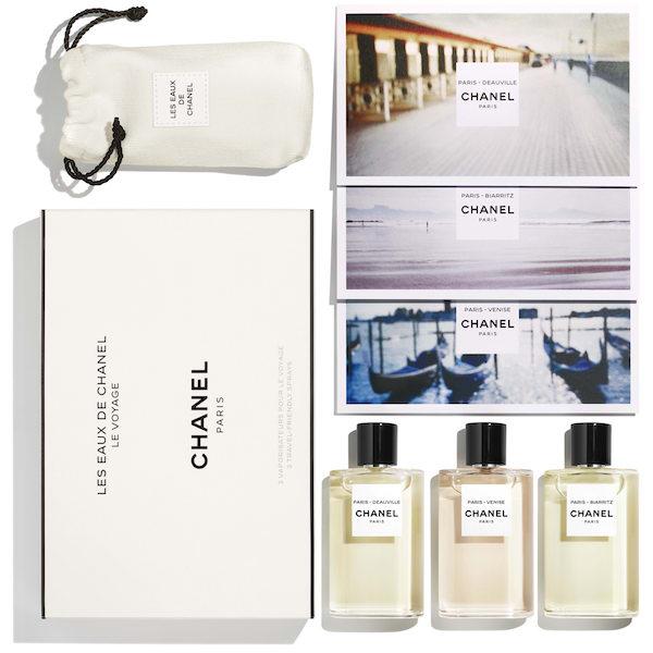 'Chanel Les Eaux de Chanel Le Voyage – scents of adventure for so-chic travellers'