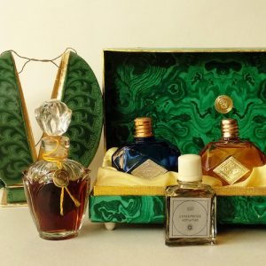 An evening exploring vintage perfumery in the Soviet Union