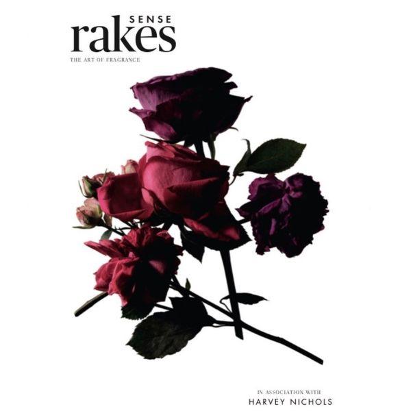 Rakes Progress launch magazine with Harvey Nichols - The