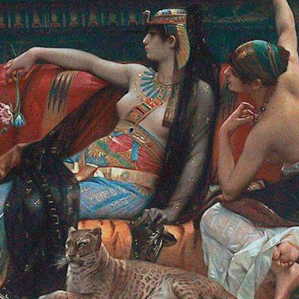 Cleopatra's fragrance: finally recreated?