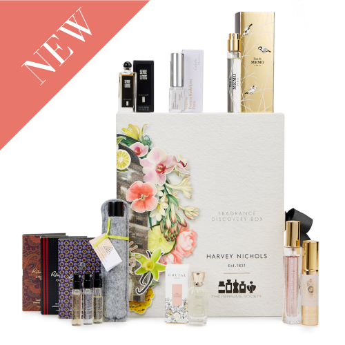 Harvey Nichols & The Perfume Society Fragrance Discovery Box