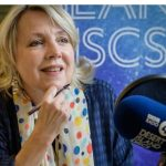 Jo Fairley on Desert Island Discs