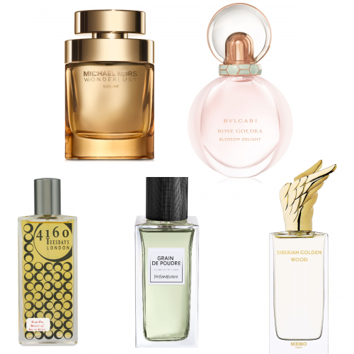 'Latest Launches: scented memories, favourite places'