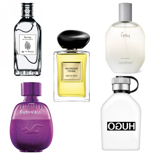 'Latest Launches: New scents galore with Armani and more!'